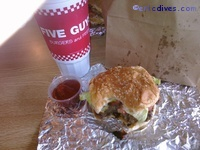 five-guys burger
